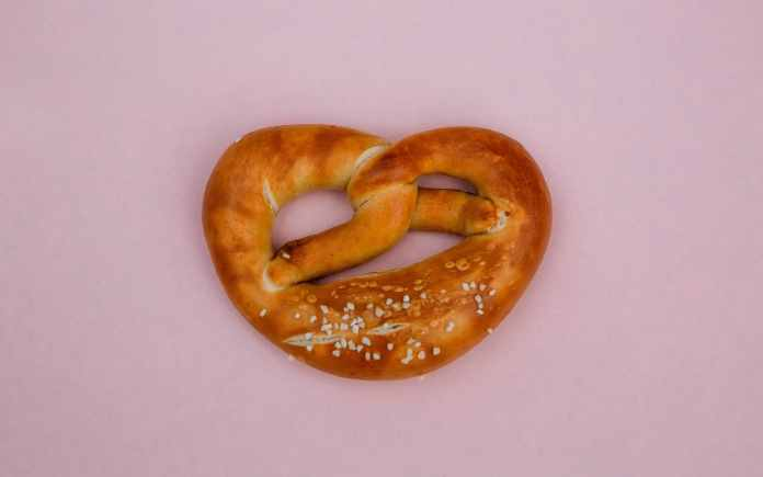 Brezel is one of the famous German Food