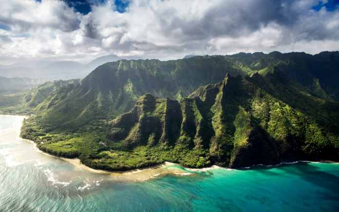 Islands of Hawaii