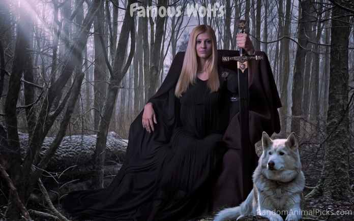 famous wolfs